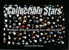 """Collectible Stars"", the book on Montblanc writing instruments from 1946-79"