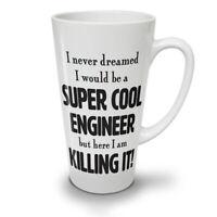 Engineer Quote NEW White Tea Coffee Latte Mug 12 17 oz | Wellcoda
