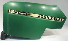 OEM John Deere LAWN GARDEN TRACTOR GREEN YELLOW HOOD fits M89337