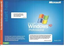 Microsoft Windows XP Professional (Retail (License + Media)) (1 User/s) -...