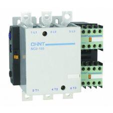 Chint Contactor 240VAC Coil400A/200Kw AC3 4P 4 Main Poles (4NO)