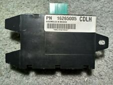 98-99 GMC SAFARI CHEVY ASTRO GM VAN PASSLOCK VATS THEFT SECURITY MODULE 16265005