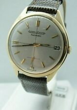 Jaeger - lecoultre Gents gold watch (1957)