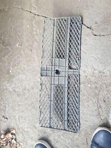 Geo tracker grille