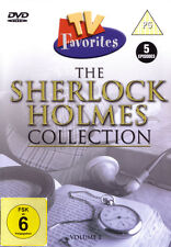 DVD The Sherlock Holmes Collection Volume 1