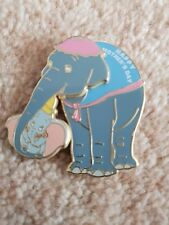 Dumbo and Mrs Jumbo Disney Soda Fountain  Mother's Day 2009 Pin