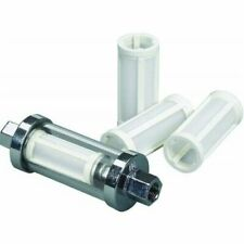 Moeller Marine Clear View In-Line Fuel Filter Replacement (3-Pack) - 33318-10