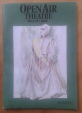 Open Air Theatre Regent's Park 1990 season programme inc. Julius Caesar