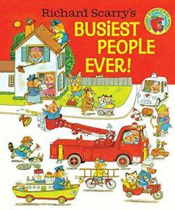 Richard Scarrys Busiest People Ever