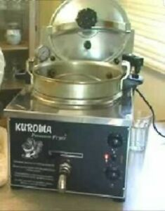 KUROMA Tabletop Southern Fried Chicken Pressure Fryer