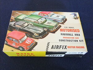 Airfix Vauxhall Viva 1:32 Scale Slot Racing Car Kit unmade in Box