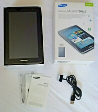 Samsung Galaxy TAB 2  7.0 Tablet 8GB Titanium Silver