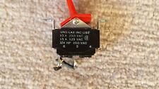 WIPPSCHALTER GROSS RESTPOSTEN 15 Amp. bis 250Volt 2 Stück gebraucht ausgelötet