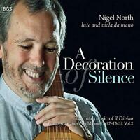 NIGEL NORTH - A DECORATION OF SILENCE [CD]
