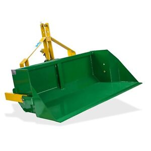 Traktor Heckschaufel Hydraulik Schaufel Kippschaufel Kippmulde hydraulisch 400kg