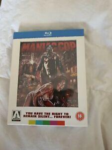 Maniac Cop Blu-Ray **Region Free**