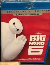 Big Hero 6 BLU-RAY + DVD
