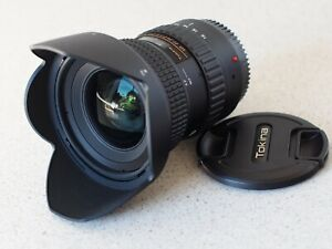 Tokina AT-X 116 PRO DX II 11-16mm f/2.8 Wide Angle Zoom Lenses Mint