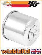k&n Filtro de aceite SUZUKI GSXR1000 2009-2014 kn138c
