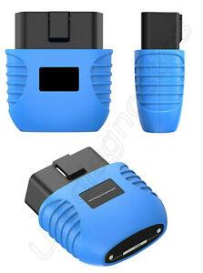 ELM Bluetooth Version 5.0 Diagnostic Scanner For Carista , Bimmercode, LeafSpy