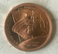1976 Delaware's Bequest to American Independence Bronze Medal