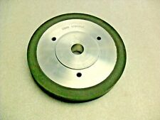 Aluminum Roller Pulley Withhard Rubber 5 12 Across 58 Bore 1316 Wide