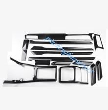 15PCS Carbon Fiber Car Interior Kit Cover Trim For Volkswagen Passat 2016-2018