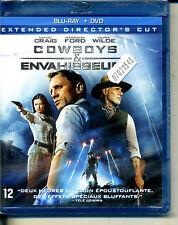COWBOYS & ENVAHISSEURS    blu ray + dvd   neuf ref07021546