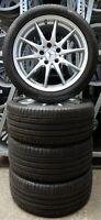 4 Mercedes-Benz Sommerräder B-Klasse W246 A W176 CLA 225/45 R17 A2464010002 RDK