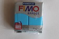 Fimo Modelliermasse FIMO® soft, Effekt translucent blau