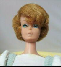 1962 #1 ORIGINAL BUBBLECUT BARBIE~AMERICAN GIRL FACE~1960 FRIDAY NIGHT DATE~#979