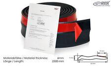 (€ 15,60/m) RDX Spoiler Labbro MERCEDES BENZ approccio anteriore front pagine POSTERIORE POSTERIORE