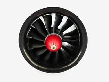 XRP 70mm 13 Blade Electric Ducted Fan Unit 2800Kv is For 4s With Dynamic Balance