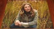 Britt Robertson Signed 11x14 Tomorrowland The Longest Ride Exact Proof