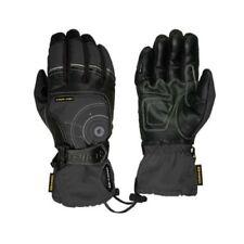 Gants noirs hipora pour motocyclette
