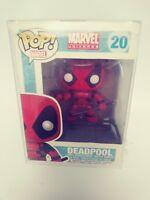 NIB Funko Pop Marvel Deadpool #20 Vinyl Action Figure Collectible Toy