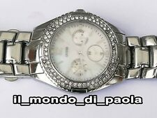 OROLOGIO DA POLSO GUESS 115074L1 VINTAGE WATCH WOMAN DONNA GENUINE NEW_