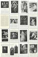 1912 The Art Of Dante Gabriel Rossetti, By Austin Chester