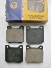 FITS PEUGEOT 406 3.0 V6 24 V Genuine APEC Plaquettes Frein Avant Kit De Montage