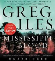Mississippi Blood by Greg Iles: New Audiobook