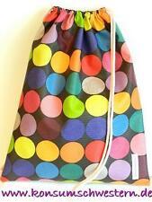 Damentaschen aus Baumwolle mit Innentasche (n) und Ziehschleife