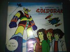 Album espagnol neuf et vide pour images de Goldorak * Vintage * Goldrake