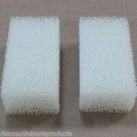 FLUVAL 1 PLUS Compatible Replacement Filter Foam Sponge Media Pads