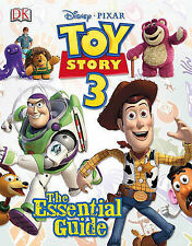 Toy Story 3 The Essential Guide (Dk Essential Guides)-ExLibrary