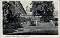 RUDOLSTADT Thüringen AK ~1930/40 Freilichtbühne Schloss