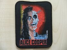 Alice Cooper Trash Aufnäher Patch Kiss UFO Aerosmith Dio King Diamond 80´s