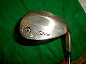 "Titleist BV Vokey 2002 Prototype Golf Lob Wedge 60* ""NICE"""