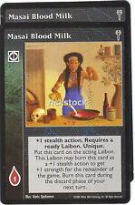 Masai Blood Milk x2 LoB