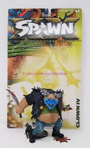 Spawn Clown IV McFarlane Toys Series 20 Classic Manhole Variant 2001 Complete!