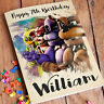 Five Nights at Freddy's Personalised Birthday Card FREE Shipping | Any Name Age